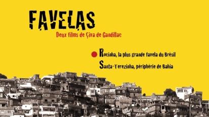 Favelas du Brésil (2docs)