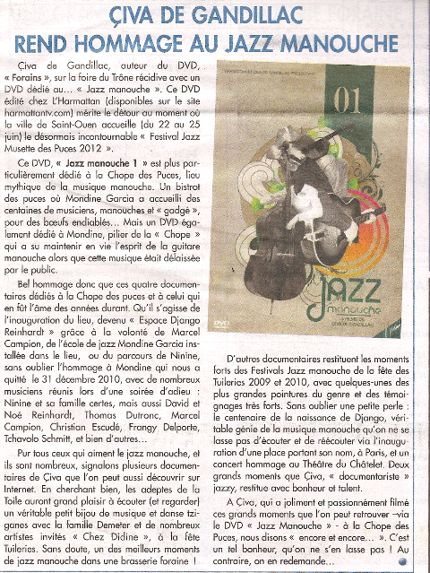 ARTICLE-JAZZ-MANOUCHE