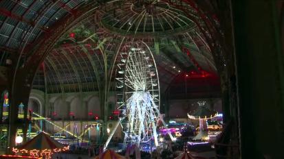 Fêtes au Grand Palais (3films)