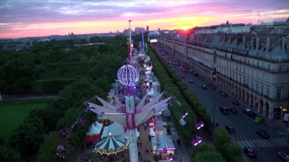Fête des Tuileries (8films)