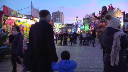 Jours de fête à la Villette (3films)